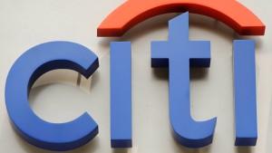 Citigroup berichtet