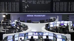 Markt hofft auf weiteres Billiggeld