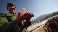 In China steigen die Löhne nur noch langsam