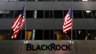 Der größte unter den Riesen: Auch an Dax-Unternehmen hält keiner mehr Anteile als Vermögensverwalter Blackrock.