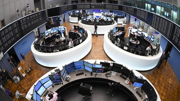 Erholung an den Kapitalmärkten