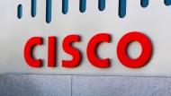 Cisco-Aktie nach Quartalszahlen im Aufwind
