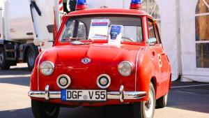 Goggomobil-Freunde trafen sich in Nürnberg