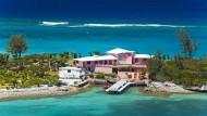 Das ist der Traum von den Bahamas.