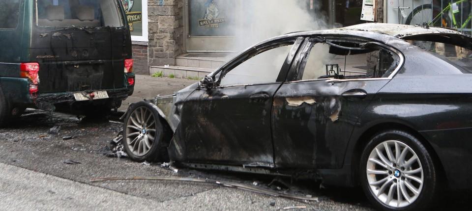 Schäden Beim G20 Gipfel Wer Zahlt Bei Vandalismus