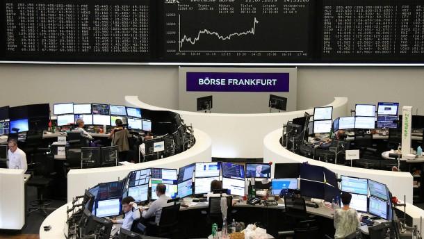 Continental-Aktienkurs steigt bis zu 7 Prozent