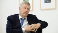 Jens Ehrhardt, 73, ist einer der erfahrensten Vermögensverwalter Deutschlands. Er legt für seine Kunden rund elf Milliarden Euro an.
