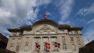 Schweizerische Nationalbank bereitet Franken-Verteidigung vor