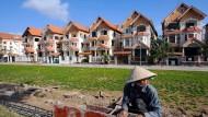 Bauboom in Vietnam