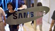 Samsung im Abwärtstrend