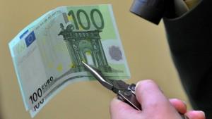 Die neuen 100- und 200-Euro-Scheine kommen