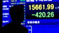 Japans Nikkei setzt seinen Anstieg fort