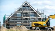 Fast jede Fünfte im Jahr 2017 finanzierte Immobilien wurde erworben, um sie später zu vermieten.