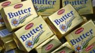 Butter wird teurer