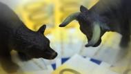 Ob Bulle oder Bär: Eine Dividende hat noch keinem Aktionär geschadet.