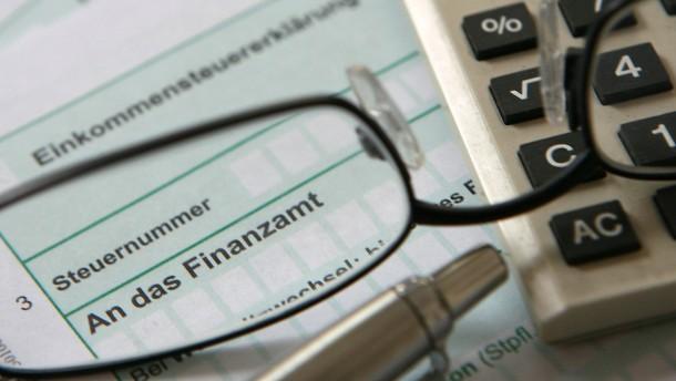 Koalition beschließt Steuervereinfachungen