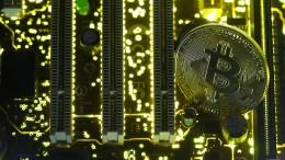 Bitcoinkurs über 8000 Dollar
