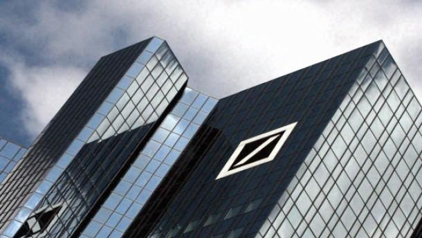 Deutsche Bank und Rentenversicherung zanken