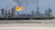 Im Zeichen des abgestürzten Ölpreises