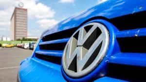 Droht VW die nächste Abgasrechnung?