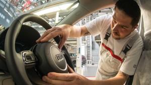 Volkswagen-Vorzüge im Plus