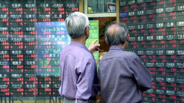 Japans Märkte zittern vor Reformen