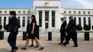Die Fed stellt die Weichen neu