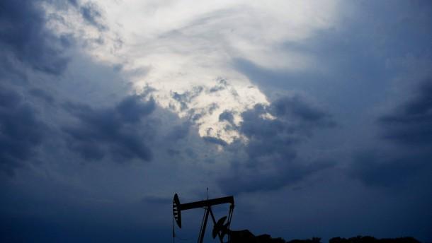 Ölpreis steigt auf höchsten Wert seit einem Jahr