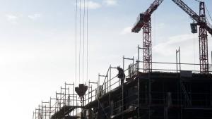 Bauwirtschaft gibt höhere Preise weiter