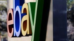 Ebay senkt Jahresprognose