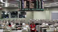 Die Börsen in Hongkong und Shanghai beginnen eine enge Kooperation