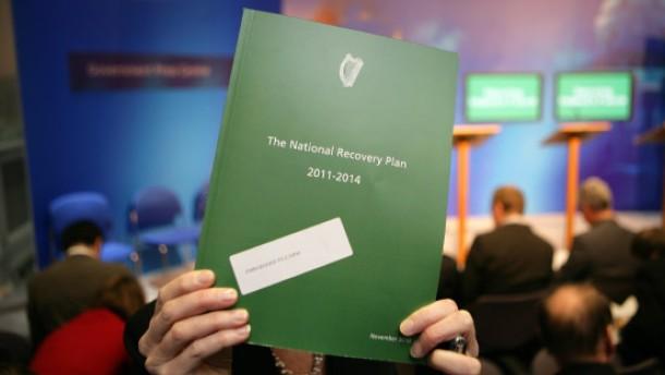 Die Irland-Rettung verunsichert die Anleger