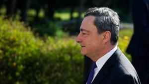 Wie Draghi die Kreditzinsen beeinflusst hat