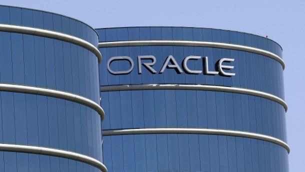 Oracle-Zahlen hinterlassen bei Anlegern gemischte Gefühle