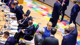 Wie das Brexit-Abkommen an den Börsen verpufft