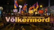 Bundestag berät an Armenien-Jahrestag über Völkermord-Erklärung
