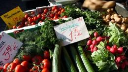 So teuer wird nun Gemüse