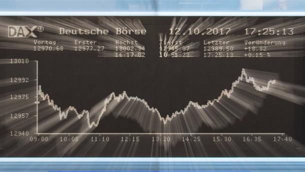 Fast jeder zweite Deutsche will an der Börse anlegen