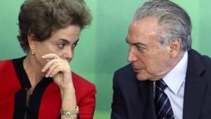 Regierungskrise in Brasilien
