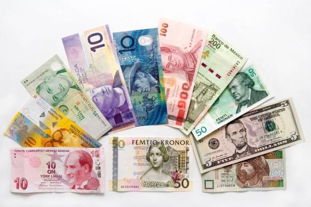 Euro Kanadische Dollar