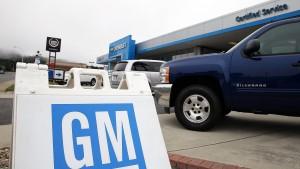 Glanzzeiten für Amerikas Autobauer