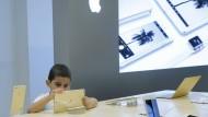 Apples neue Verpackungspolitik