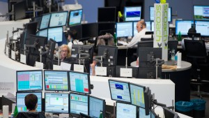 Aktienmarkt schließt versöhnlich