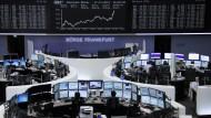 Draghi hilft Dax auf die Sprünge