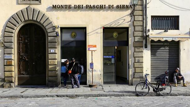 Monte dei Paschi schreibt wieder schwarze Zahlen