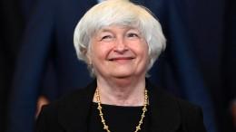 Yellen hält gegen Fed-Falken