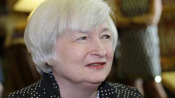 Fed-Chefin Yellen spricht bei Bankertreffen in Jackson Hole