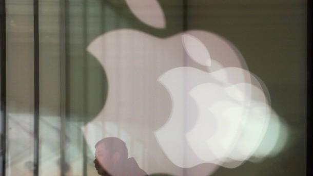 Apples Umsatzwarnung macht Dax zu schaffen
