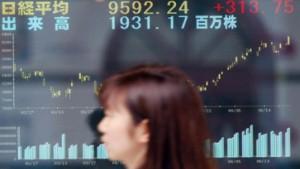 Softbank-Aktie beschleunigt auf der Datenautobahn