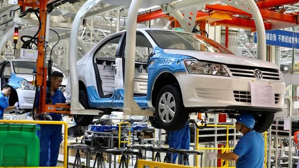 Chinas neuer Weg wird deutschen Unternehmen gefährlich